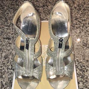 Michael Michael Kors berkley t strap shoe